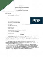AOC FEC Complaint as Filed