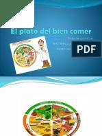 El Plato Del Bien Comer