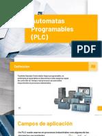 Presentación PLC autómatas programables