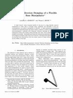Inertial Vibration Damping of a Flexible Base Manipulator.pdf
