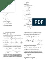 Deriv of Carb Acids