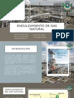 Equipo 5 - Endulzamiento de Gas Natural CYMH