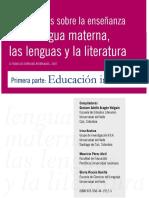 PERESPECTIVAS SOBRE LA ENSEÑANZA DE LA LENGUA MATERNA, LAS LENGUAS Y LA LITERATURA.pdf