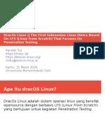 Pengenalan dracOs Linux.odp