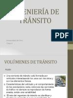 CLASE DE TRANSITO