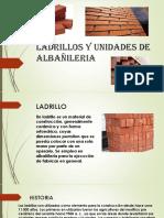 Ladrillos y Unidades de Albañileria