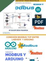 Sesion 12 ModBus Arduino