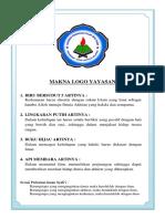 Makna Logo Yayasan Stai Annur