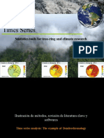 Time Series_The Example of Dendroclimatology