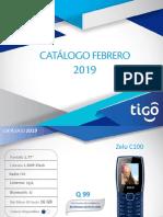 Catalogo TIGO Febrero 2019.pdf