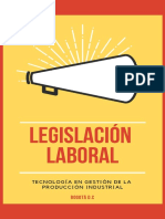 cartilla lesgilción laboral