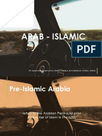 Arab Islamic