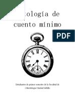 Antología de Cuento Mínimo
