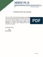 Certificate Akash I