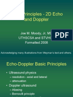 Echo Physics 2008