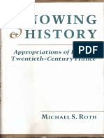Michael S. Roth - Knowing and History_ Appropriations of Hegel in Twentieth-century France (1988, Cornell University Press).pdf