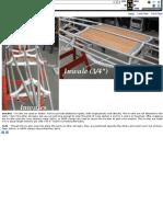 Folding Kayak Builders Manual - Inwales