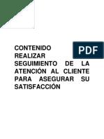 Detectar Atender