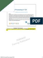 2.Override Processing in T24