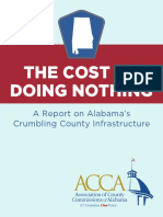 The Cost of Doing Nothing a Report on Alabamas Crumbling County Infrastructure Web