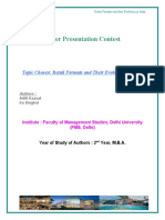 Retail Paper