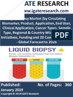 Sample Liquid Biopsy Market (by Circulating Biomarker, Product, Application, End User, Clinical Application, Cancer Types, Sample Type, Regional & Country Wise Analysis) - Global Forecast.pdf