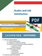 Chapter 2 Attitude and Job Satisfaction Jun18