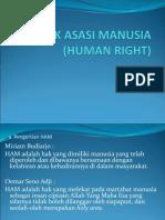 4. Hak Asasi Manusia (Human Right)