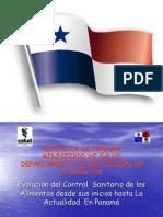 Panama Reinaldo Lee Inocuidad