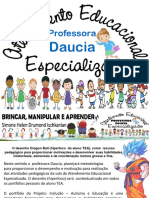 4 Professora Daucia Aee Atendimento Educacioal Especializado