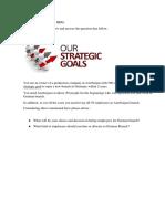 Case Study on Strategic HR