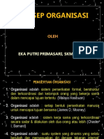 1b.konsep Organisasi - Manajemen Mutu Yan Keb(Eka)1b