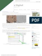 Cartografía Digital_ Caso Práctico LIDAR-QGIS_ El Campamento Romano de Mérida