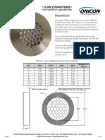 0497 7 Flow Straightener Catalog Sheet 03 18