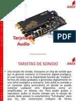 Tema 2 - Tarjetas de Audio