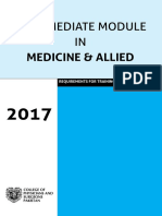 IMM Medicine & Allied 2017
