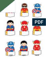 Superhero Nama 1