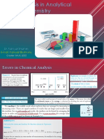 Week 2. Errors in Chemical Analysis (Abstract) (1)