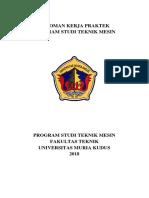 Pedoman KP 2018