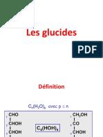 Les Glucides