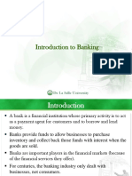 chapter 2 bank theory