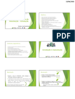 Manual UFCD 4564 - Gestao Da Manutencao Introducao