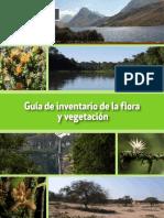 Guía de inventario de la flora y vegetación.pdf