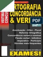 Guia dos Vestibulares e Concursos - Ortografia - Concordância - Verbos.pdf