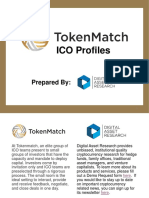token match ICO profiles