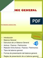 Sesion 6 Balance General
