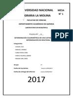 Informe 6 Lab Bioqui