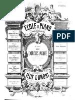 Dumont Técnica para piano Op.14.pdf