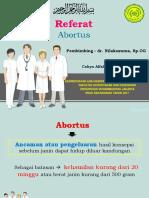 ppt abortus