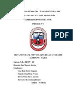 Caratula Informe 3 Taller 3